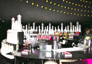 Vodka Anyone?  Cavalli Club Dubai