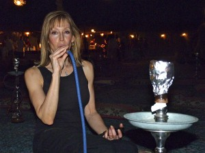 Hookah Smoking in Dubai