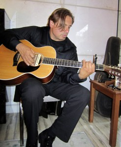 Nicolas Brice Flamenco Guitarist