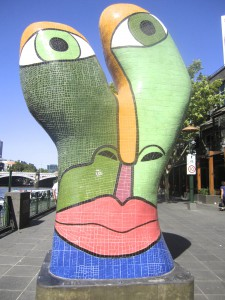 Another Melbourne Face